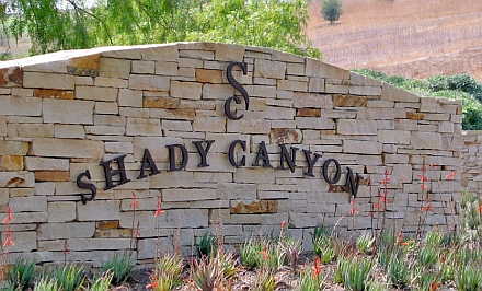 Clark Group - Shady Canyon properties from the Leading Orange County Luxury Real Estate Broker Coldwell Banker. Sell or buy your Shady Canyon home with Bruce Clark of the Clark Group: 949-285-1207.